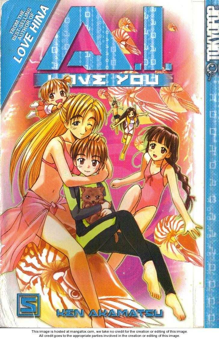 Ai Ga Tomaranai! Vol.5 Ch.37 page 1 at www.Mangago.me