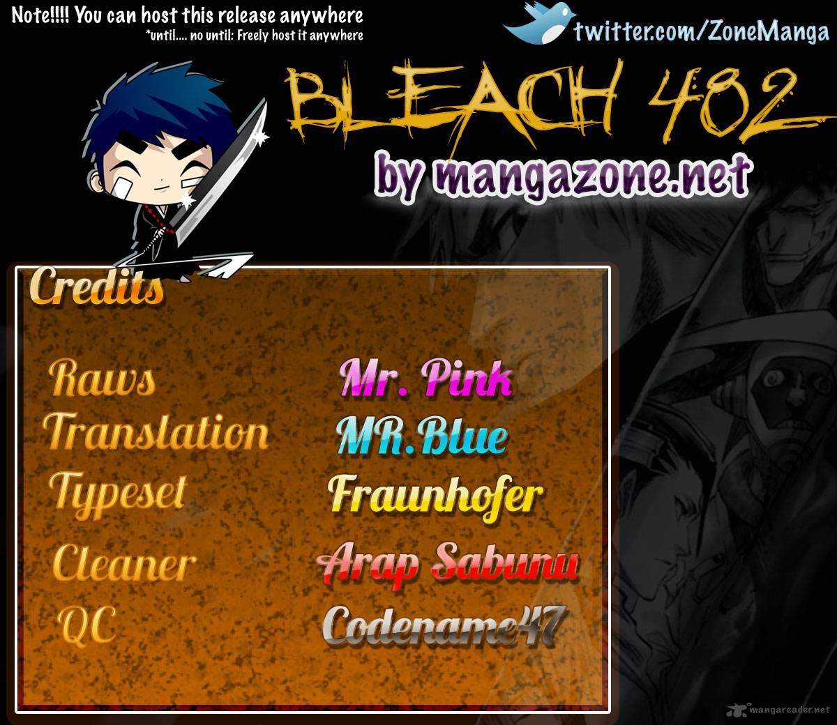 Bleach 482