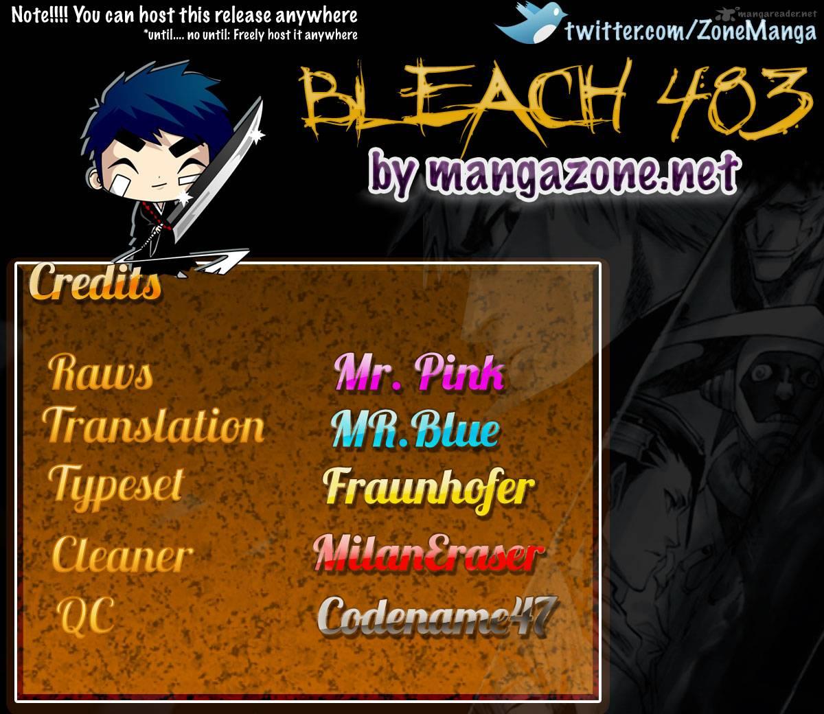 Bleach 483