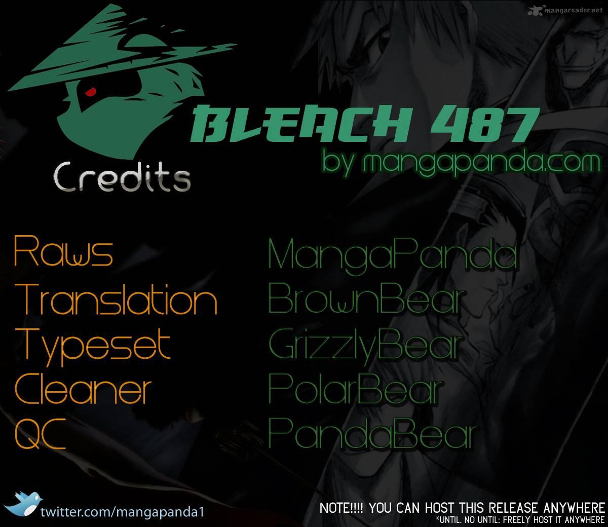 Bleach - Chapter 510