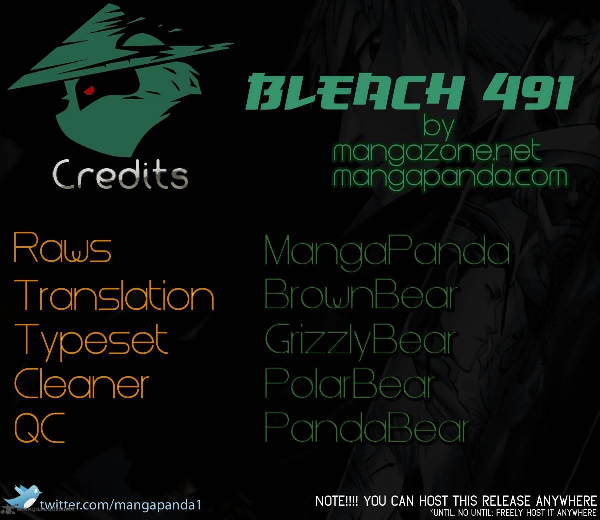 Bleach 491 Toden Engel