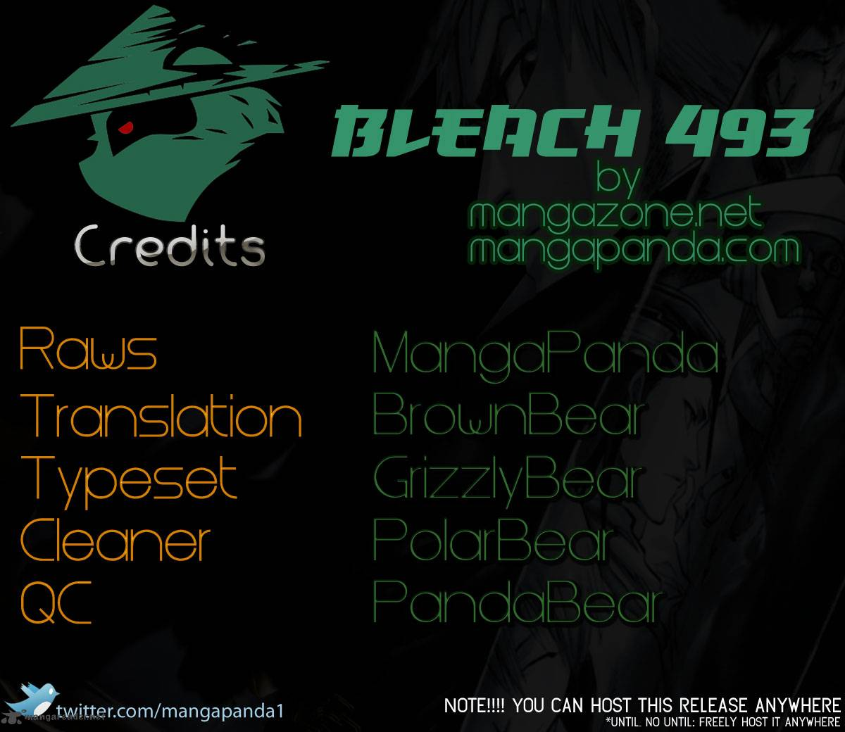 Bleach 493 Light of Happiness