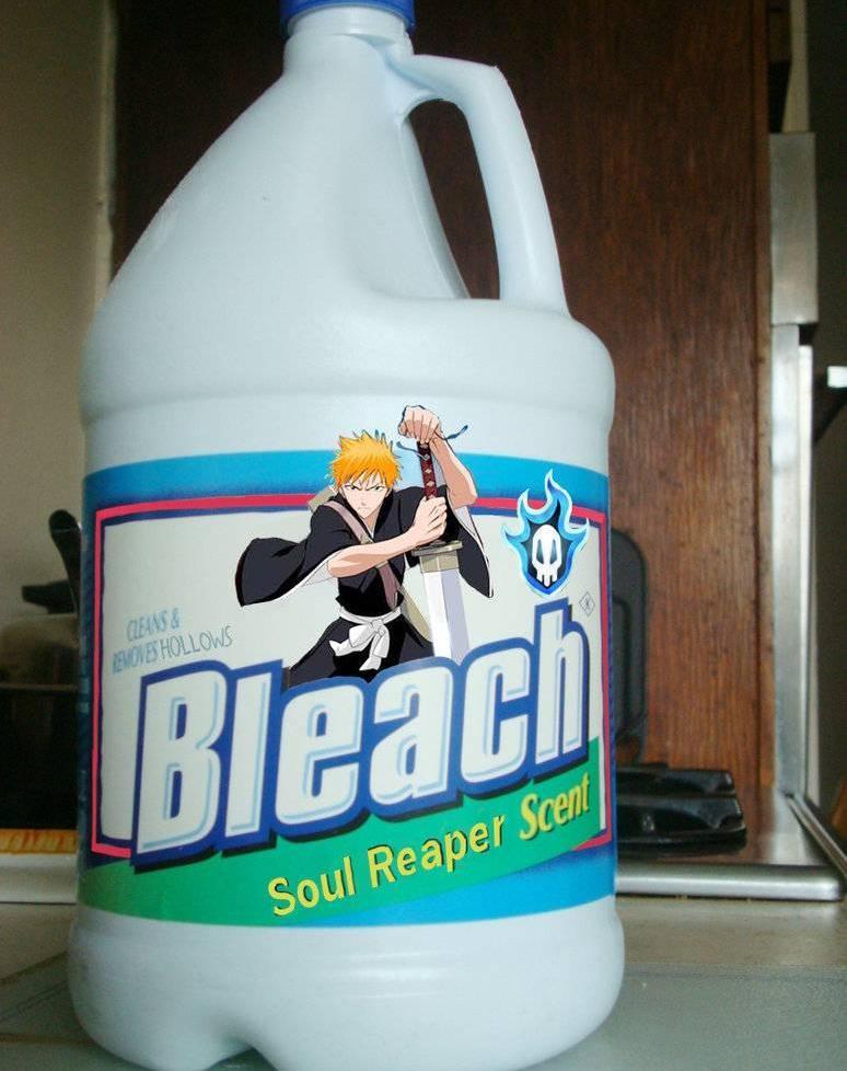 Bleach 505 The Fire