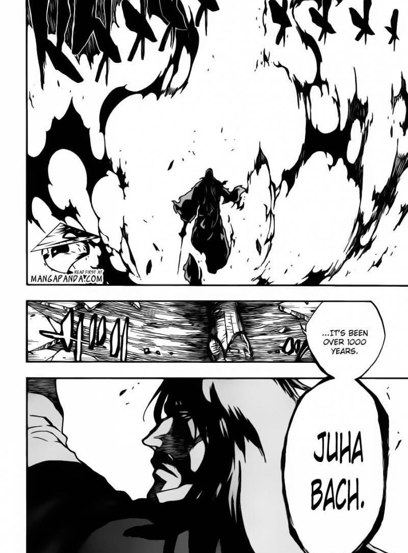 Bleach - Chapter 528