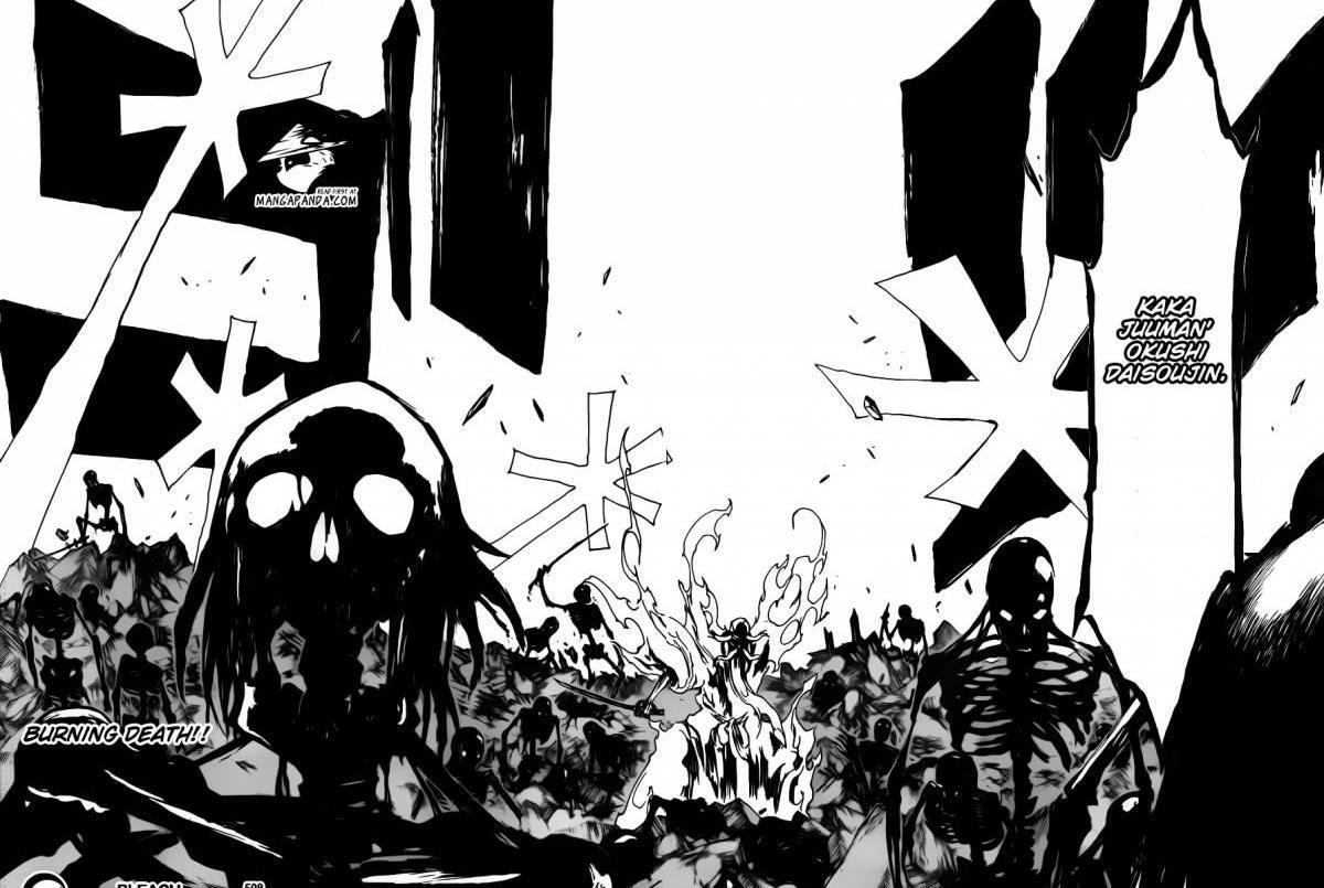 Bleach 508 : Like a Raging Fire