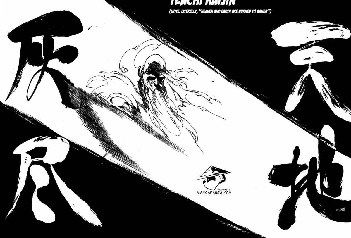 Bleach - Chapter 532
