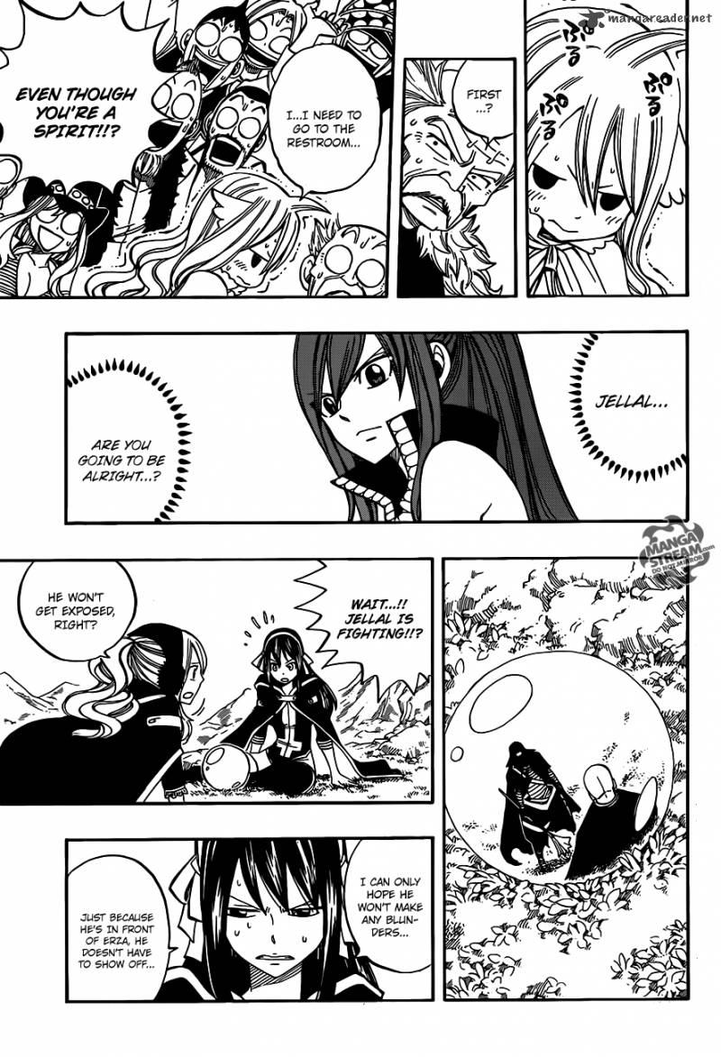 Fairy Tail - Chapter 274