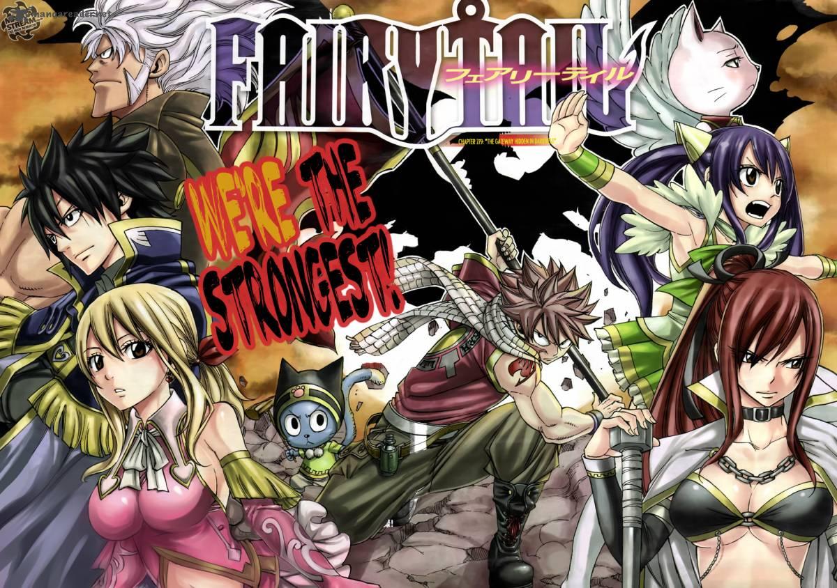 Fairy Tail 279