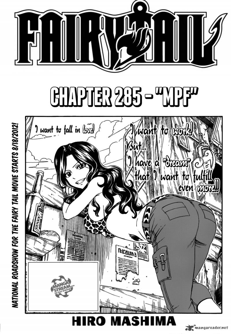 Fairy Tail 285