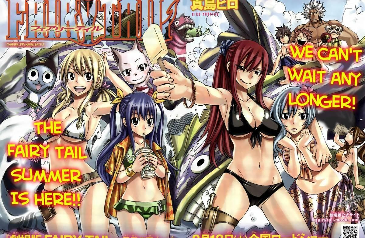 Fairy Tail 291