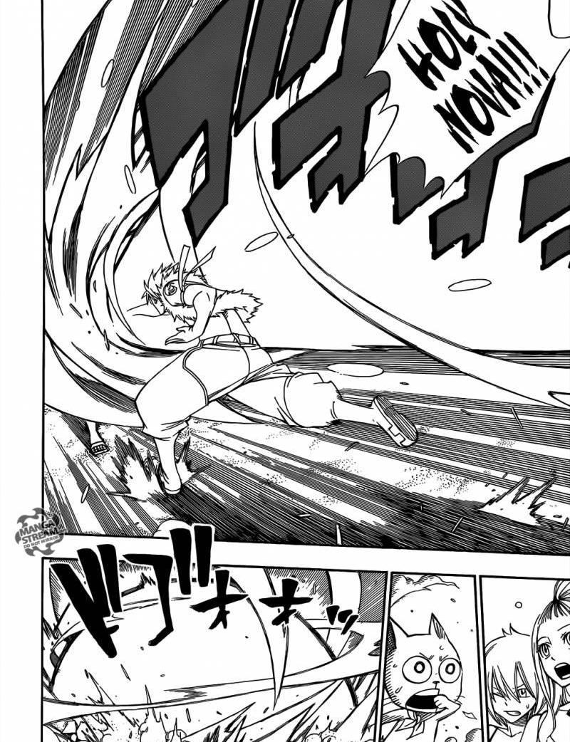 Fairy Tail 294 - Battle of Dragon Slayers