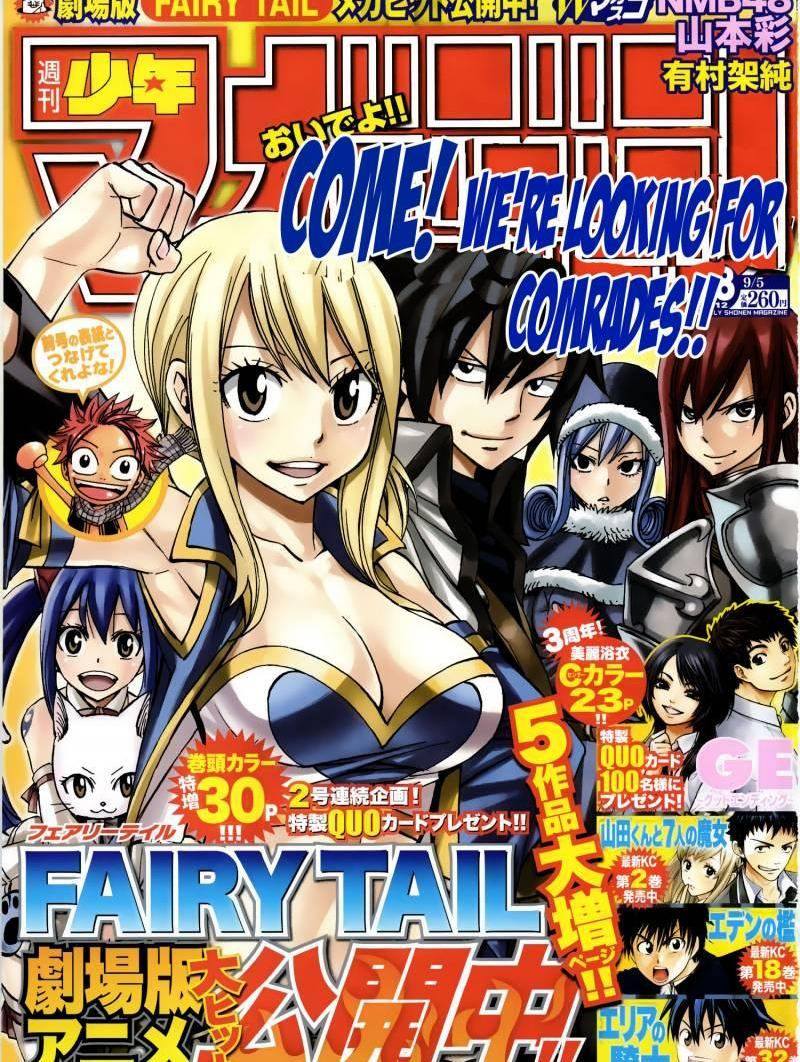 Fairy Tail 295 Sting And Lector