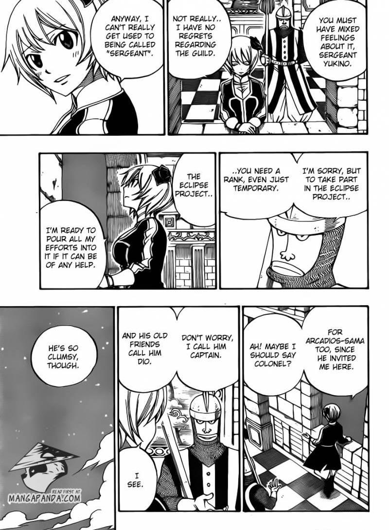 Fairy Tail 297 The Face of the Girl I Saw Back The