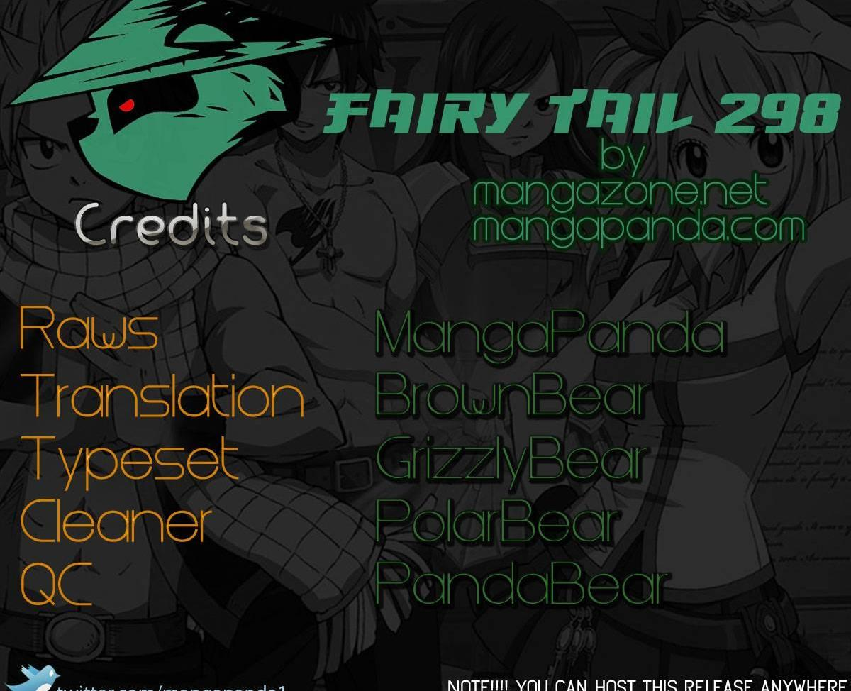 Fairy Tail 298 Throb Throb - Ryuuzetsu Land