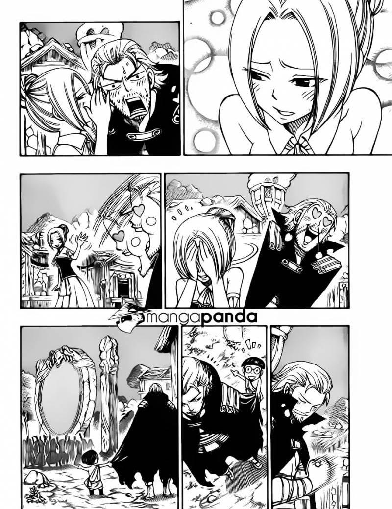 Fairy Tail - Chapter 299