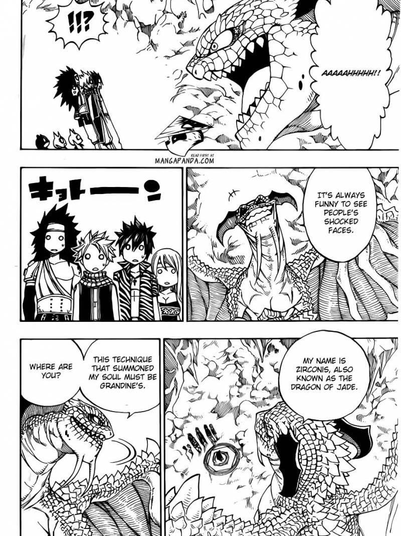 Fairy Tail 301 The Dragon King