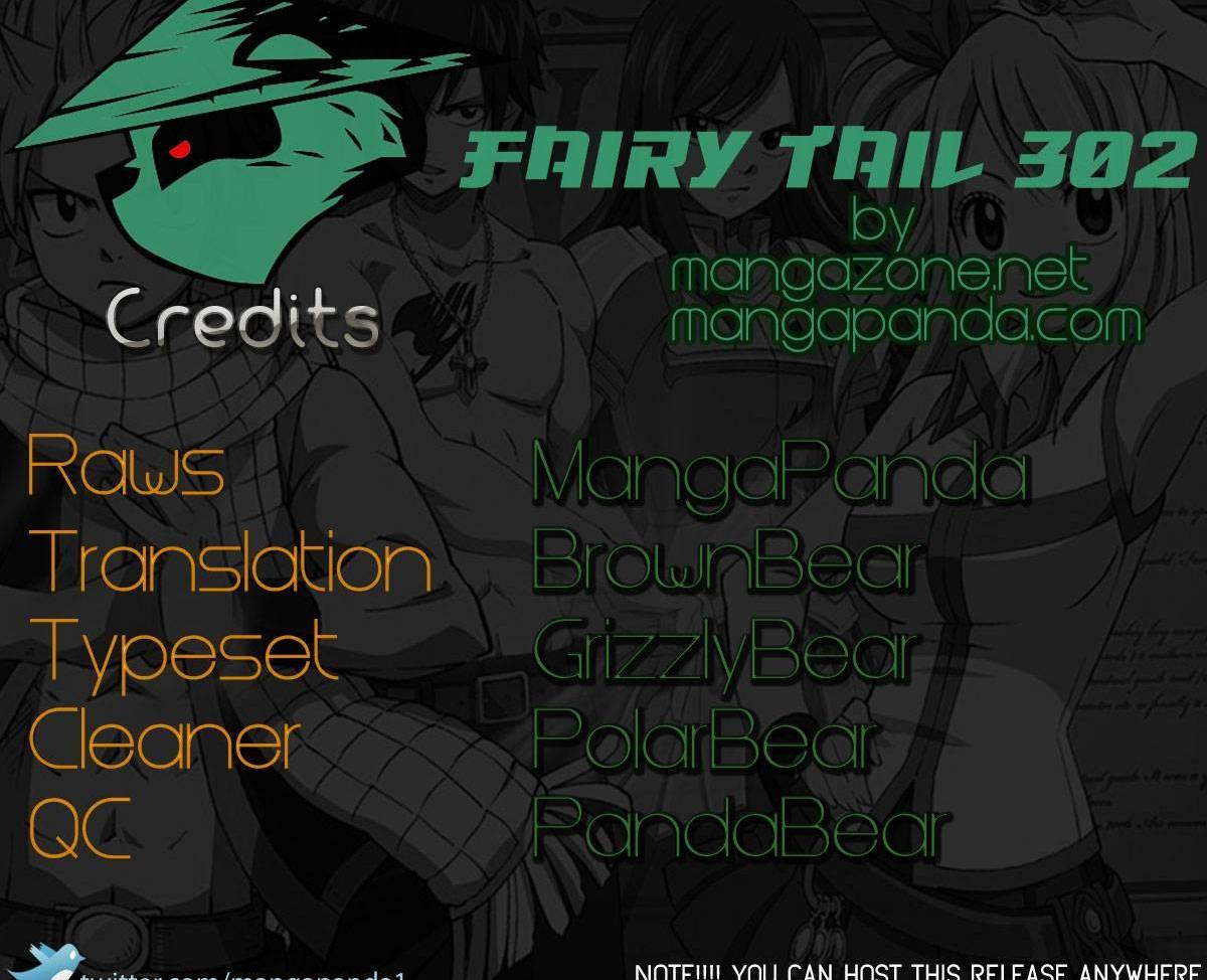 Fairy Tail 302 Eclipse Plan