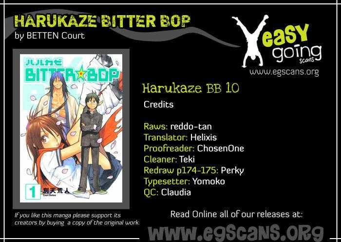 Harukaze Bitter Bop - Chapter 10